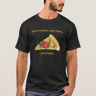 Pizzascheibe T-Shirt