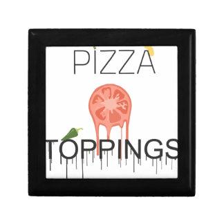 pizzza Spitzen Erinnerungskiste