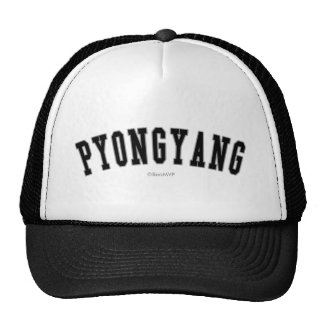 Pjöngjang Baseball Cap
