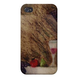 Plaisirs trägt mehrfache Produkte Früchte Hülle Fürs iPhone 4