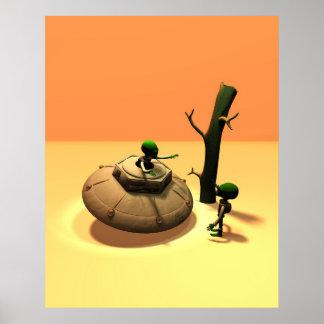 Plakat der Saucer-Freund-2