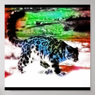 Plakat des Schnee-Jäger-1