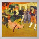 Plakat/Druck: Tanzen des Boleros Poster