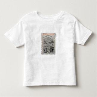 """Plakat für """"HMS-Kinderschürze"""", durchgeführt durch Tshirts"""
