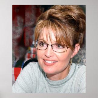 Plakat Gouverneur-Sarahs Palin