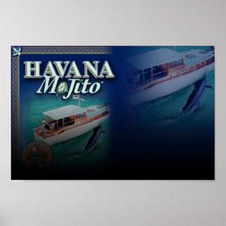 Plakat Havanas Mojito