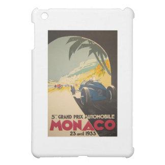 Plakat Monacos Grandprix iPad Mini Hülle