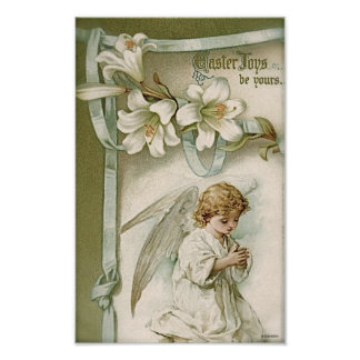 Plakat: Ostern-Freuden Poster