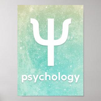 Plakat Psychology 001