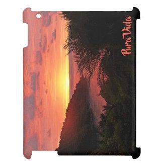 Plakat Pura Vida Sonnenuntergangsizzle-II iPad Hülle
