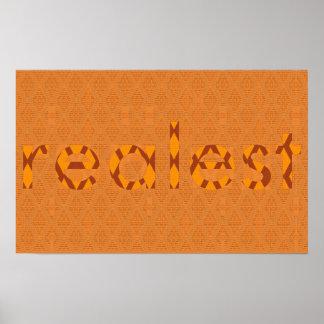 "Plakat SBC&Co. X Nolobotamus ""Realest"""