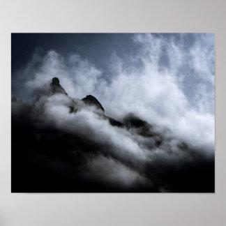 Plakat - Schweizer Alpen