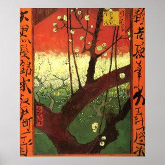 Plakat Van Gogh Japonaiserie