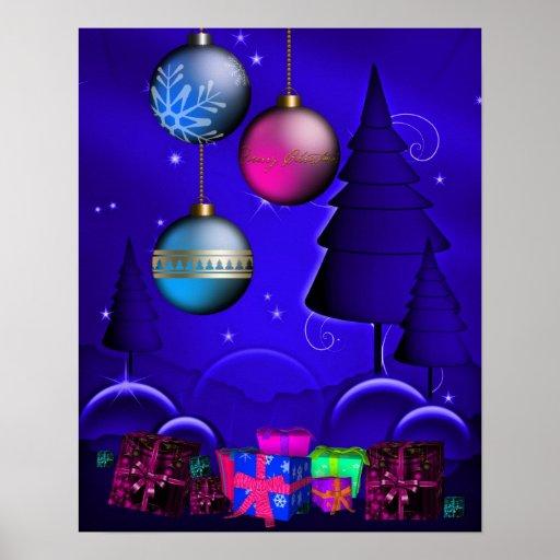 Plakat-Weihnachtsweihnachten