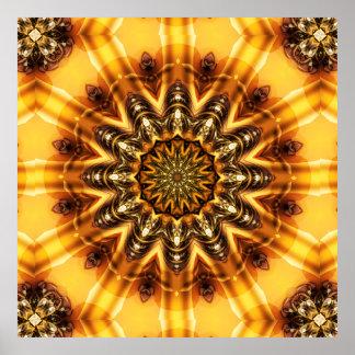 Plakate der Kaleidoskop-Kunst-38