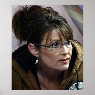 Plakate Gouverneur-Sarahs Palin