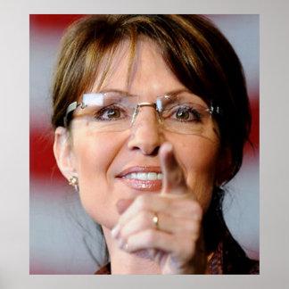 Plakate Sarahs Palin