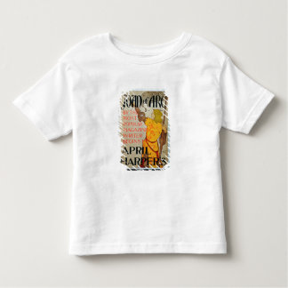 "Plakatwerbung ""Jeanne d'Arc"" im April Harpers T Shirts"