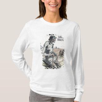 "Plakatwerbung ""La Terre"" durch Emile Zola, 1889 T-Shirt"