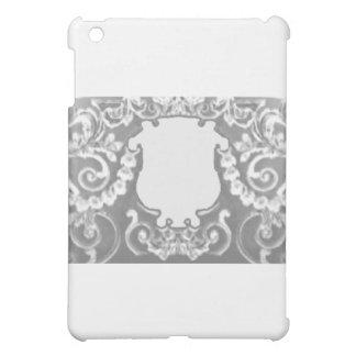 Plaketten-silbernes Weiß die MUSEUM Zazzle Geschen iPad Mini Cover