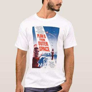 Plan 9 vom Weltraum T-Shirt