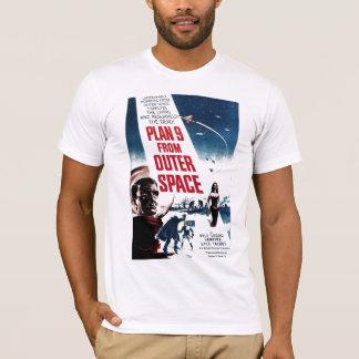 """""""Plan 9 vom Weltraum"""" T-Shirt"""