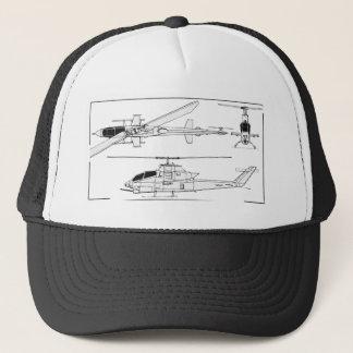 Plan AH1 Truckerkappe