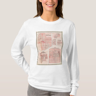 Plan des grünen Schlosses, Putnam Co mit T-Shirt