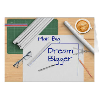 Plan groß - Traumgrößeres Karte
