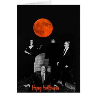 Plan Halloween 9 Karte
