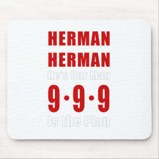 Plan Hermans Kain 999 Mousepad