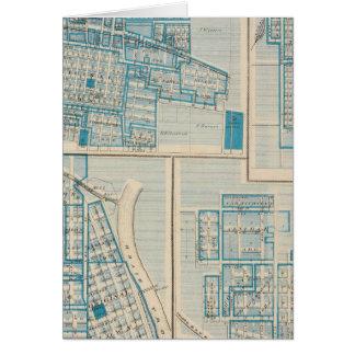 Pläne von Mt Plessant, Toledo Karte