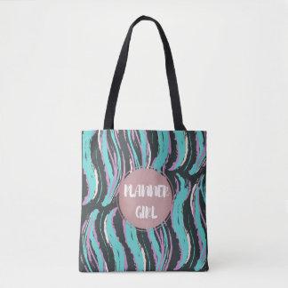 Planer-Mädchen-Tasche Tasche
