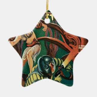 Planet der schlechten Bäume Keramik Ornament