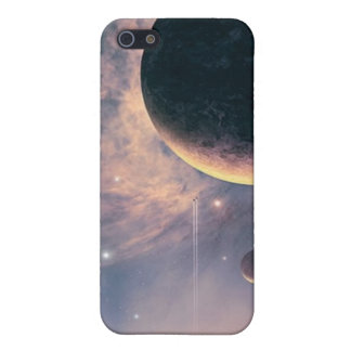 Planet iPhone 4/4s Speck-Kasten iPhone 5 Cover