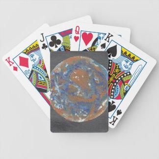 Planet Mercury Bicycle Spielkarten