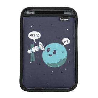 Planet Sleeve Für iPad Mini