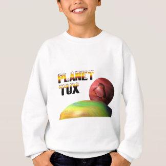Planet Tux Sweatshirt