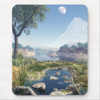 Planet Verana Mousepad