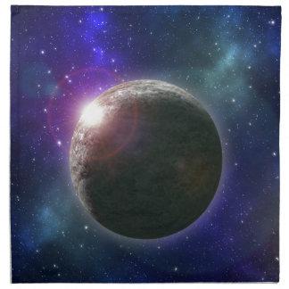 Planet von Träumen, Serviette