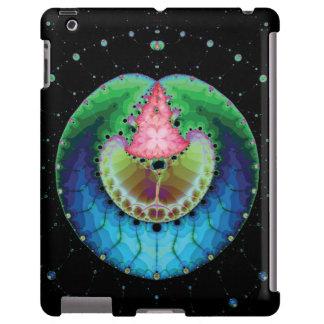 Planet Zazzle Fraktal iPad Hülle