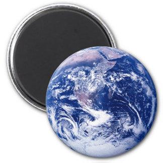 Planeten-Erde Runder Magnet 5,7 Cm