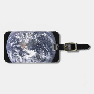Planeten-Erde - unsere Welt Kofferanhänger