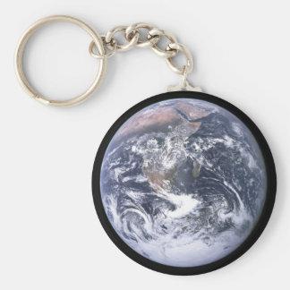 Planeten-Erde - unsere Welt Schlüsselanhänger