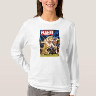 Planeten-Geschichten - Warmaid des Mars-T - Shirt