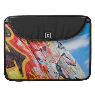 Planeten-Graffiti Sleeve Für MacBooks