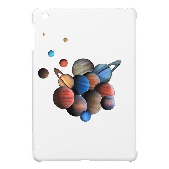 Planeten iPad Mini Hülle