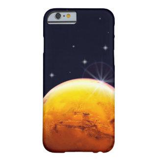 Planeten-Mars-Zellen-Telefon-Kasten Barely There iPhone 6 Hülle