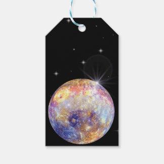 Planeten-Mercury-Geschenkumbauten Geschenkanhänger