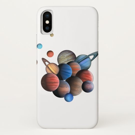 Planeten Samsung Galaxy Nexus Cover